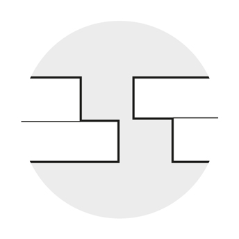 Greydur: dettaglio spigolo battente