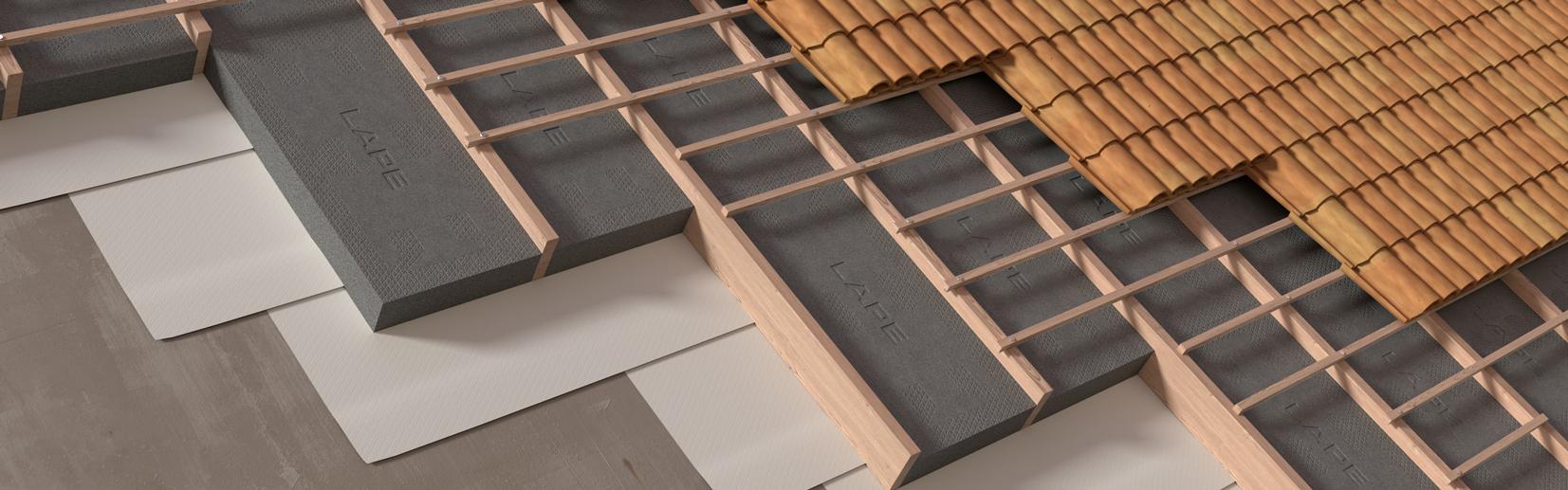 Greydur: tetto a falda latero cemento
